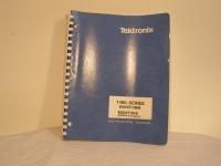 Tektronix 1480-Series Waveform Instruction Manual
