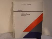Tektronix TDS 520 & 540 Digitizing Oscilloscopes Instruction Manual