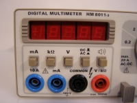 Hameg Digital Multimeter HM 8011-3