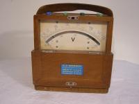 Voltmeter Analog Anzeigebereich 0....1500 V