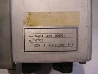 Einschub Typ 9404 420 00001