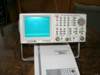 HAMEG HM 5014 - 2 SPECTRUM ANALYZER 1 GHz