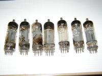 Valvo Elektronenröhre PL504  28GB5