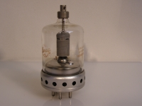 Eimac Radial-Beam Power Tetrode 4-125A